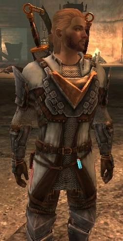 Ser Isaac's Armor (item)