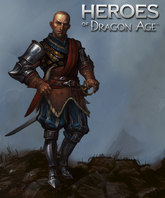Gaspard Heroes of Dragon Age