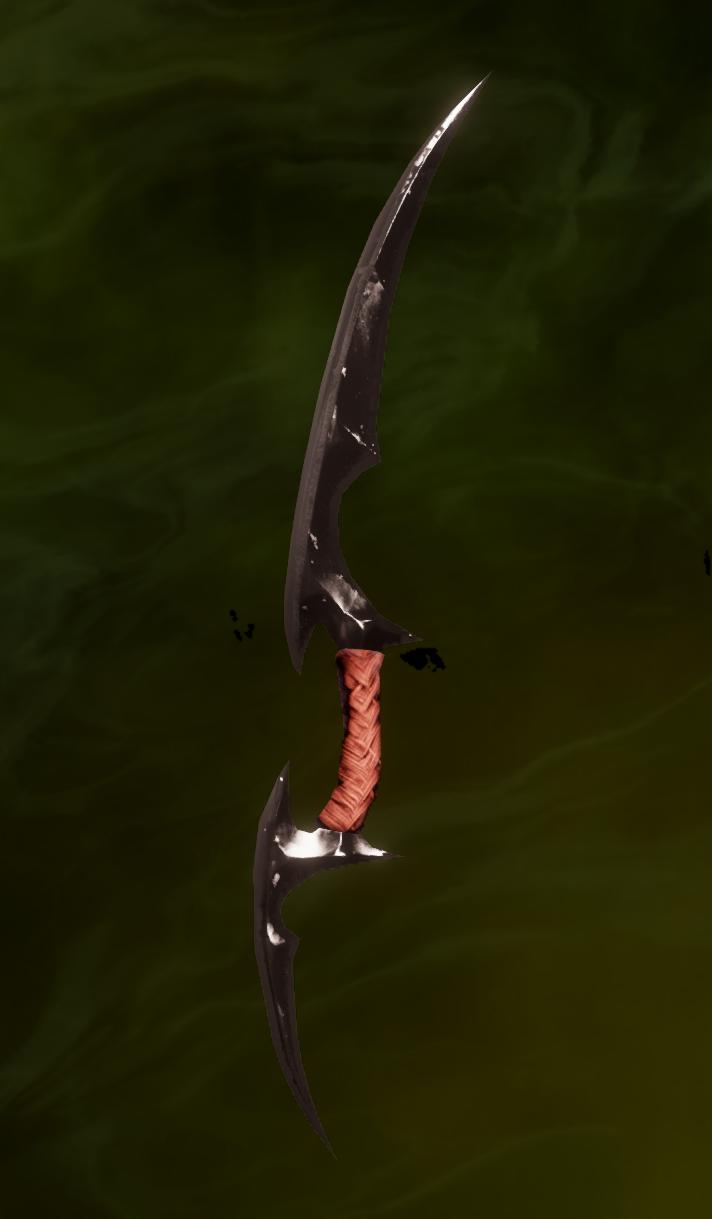 Masterwork Dual-Blade Slicer Schematic