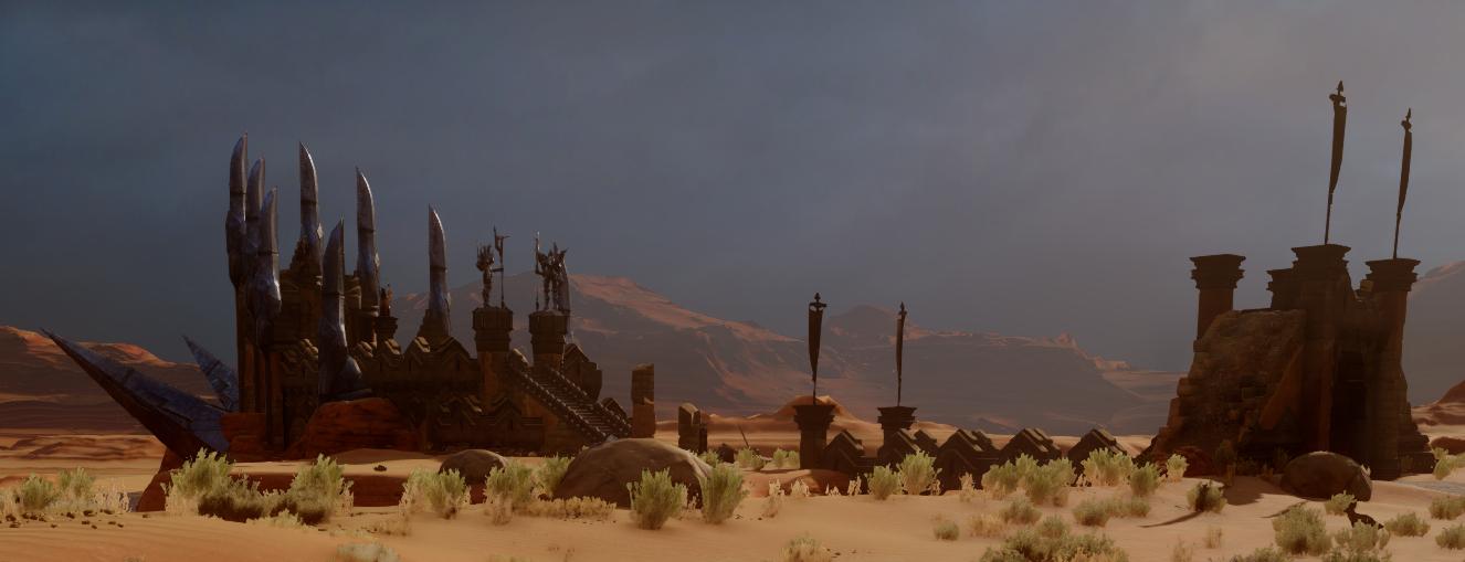 Крепость и ее оккупанты