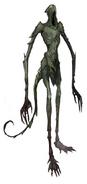 Terror Demon Concept Art