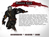 Rogue Item Pack