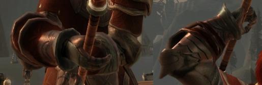 Dwarven Heavy Gloves