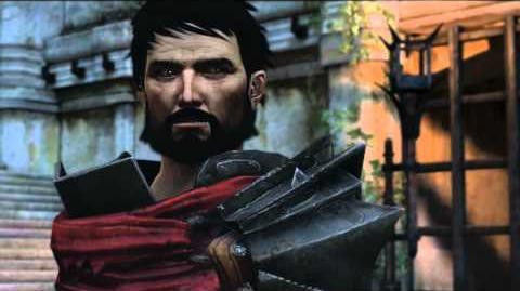 Intro Dragon Age II La marca de la asesina Español HD
