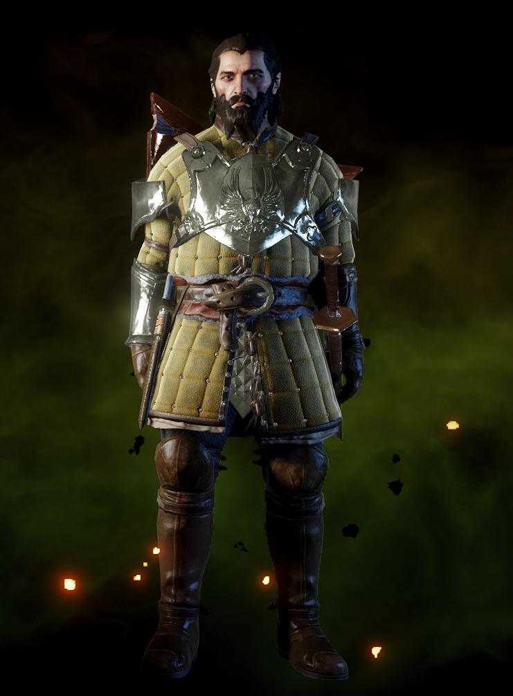 Reinforced Defender Armor