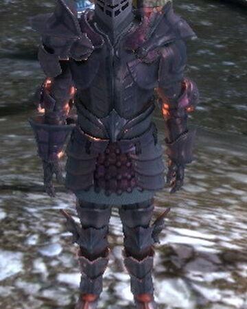 Wade S Superior Dragonbone Plate Armor Dragon Age Wiki Fandom New dragon bone armor looks badass! wade s superior dragonbone plate armor