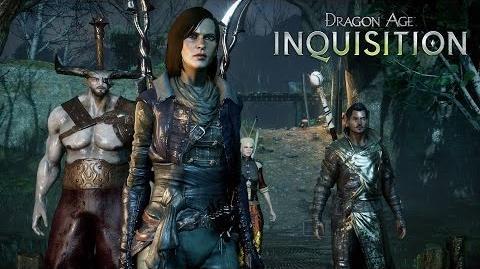 DRAGON AGE™ INQUISITION Características del juego – El Inquisidor y los Seguidores