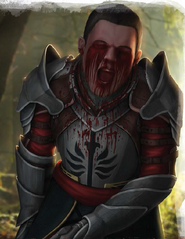 Templar Blood Magic Victim