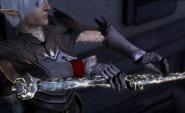 Fenris Blade of mercy