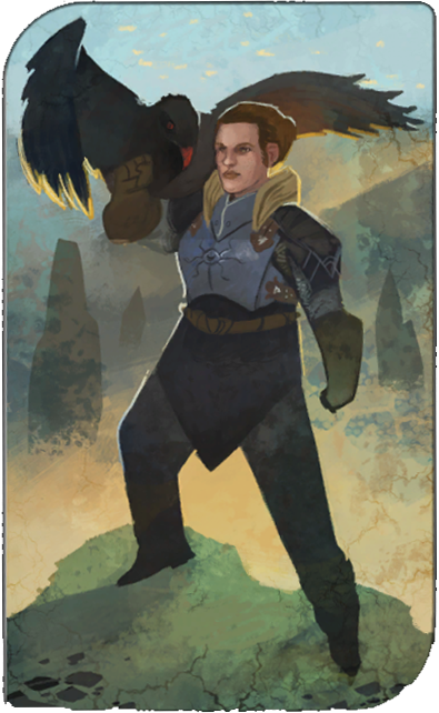 Codex entry: Scout Harding
