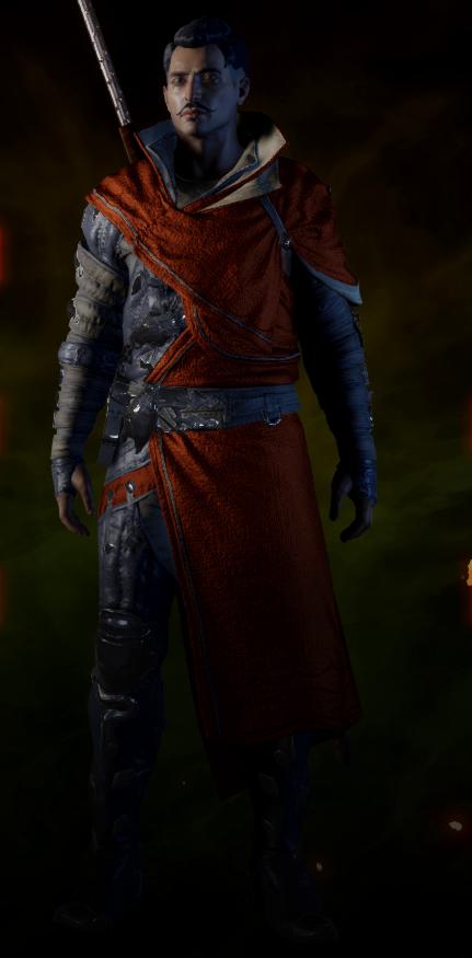 Masterwork Enchanter Armor