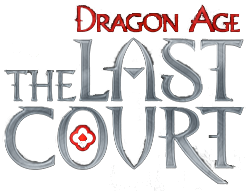 Dragon Age: The Last Court logo