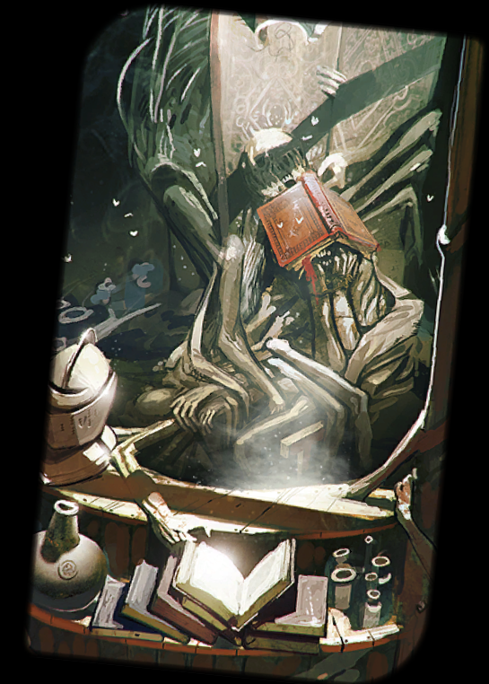 Codex entry: Xenon the Antiquarian (Inquisition)