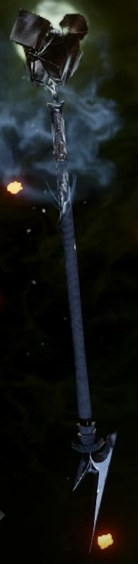 The Sunless Staff