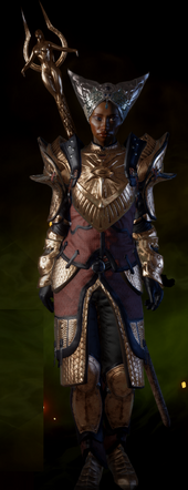 Vivienne Vestments of the Dragon Hunter