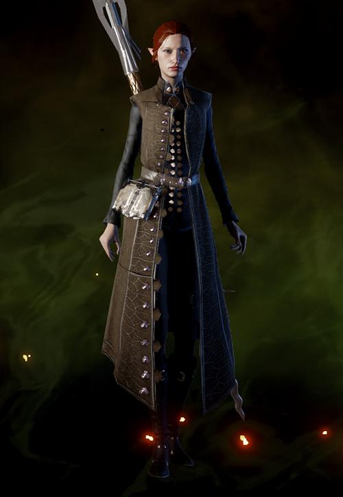 Enchanter Coat