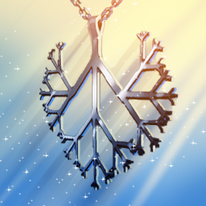 Pendant of the Morning Frost