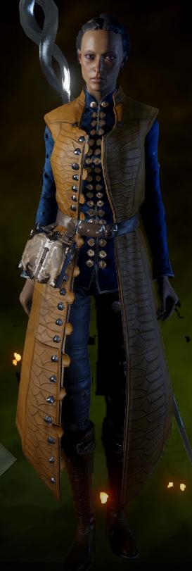Superior Enchanter Armor