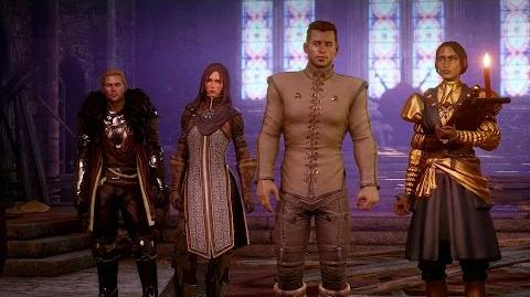 DRAGON AGE™ INQUISITION Gameplay Features – Entscheidungen & Konsequenzen