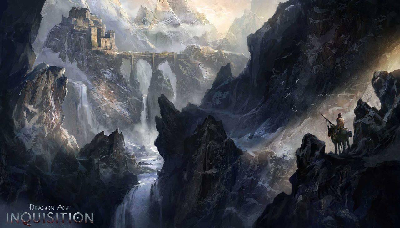 VengefulTemplar/Dragon Age: Inquisition - Concept Art 9