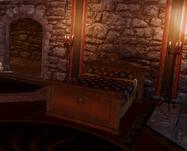 Кровать Вольной Марки