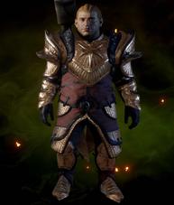 Varric Dragon Hunter