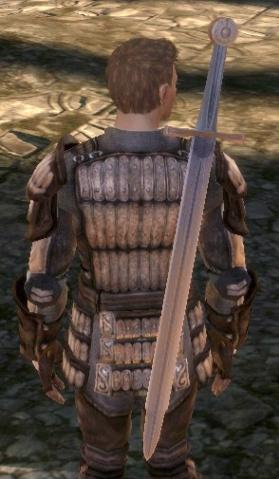 Длинный меч Стража