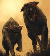 RPG Blight Wolf, GM Guide, Set 1, p. 36