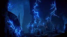 Lyrium veins - Bastion of the Pure