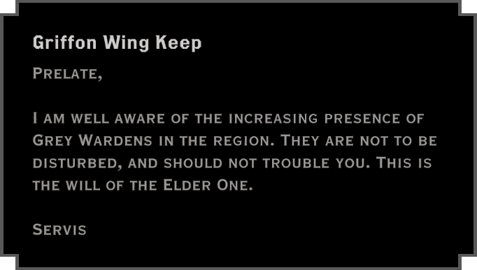 Note: Griffon Wing Keep (from Servis)