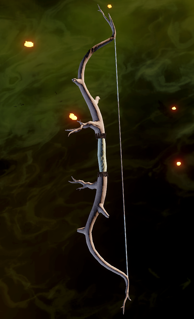 Hunting Bow Schematic