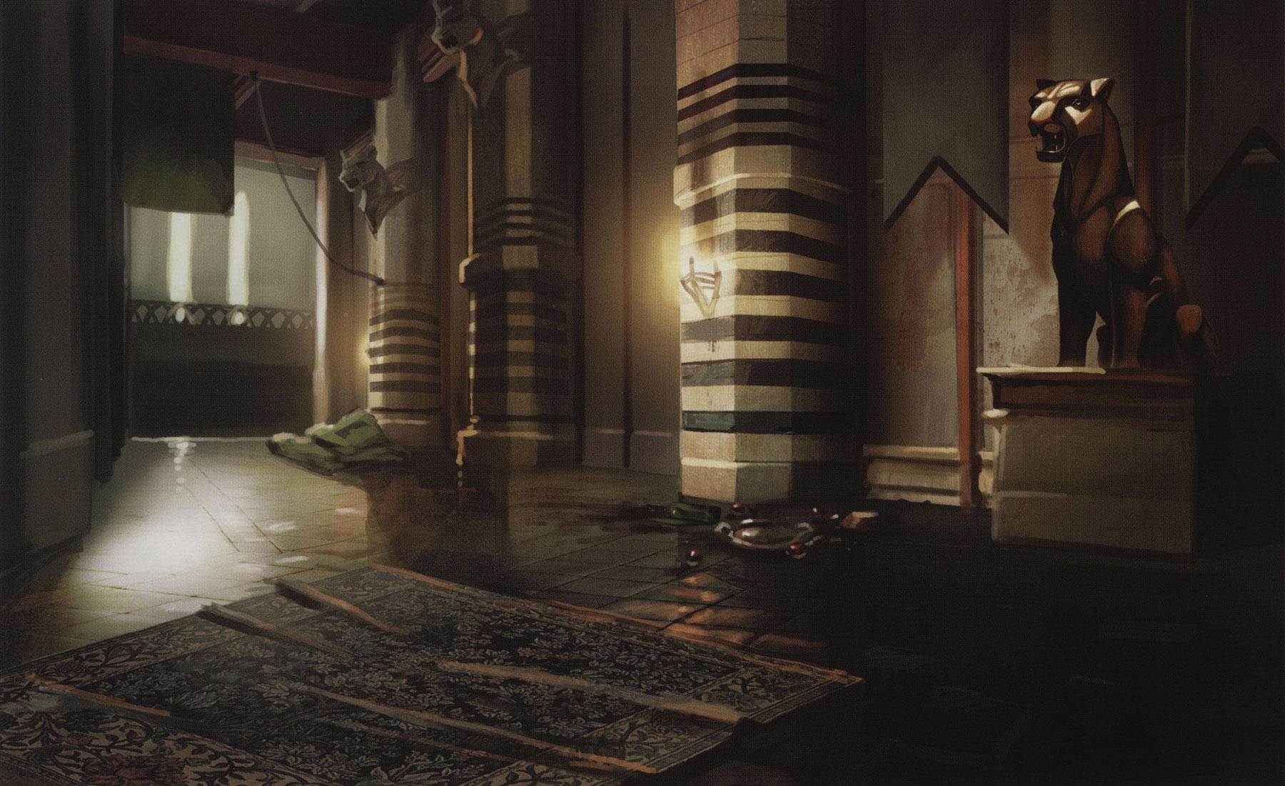 Kodeks: Miasto Starkhaven