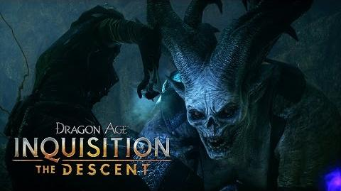 DRAGON AGE™ INQUISITION Official Trailer – The Descent (DLC)