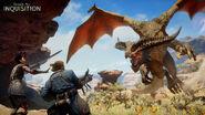 DAI Dragon Attacking