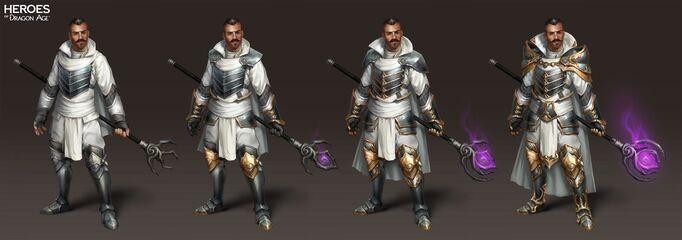 Dorian HoDA Magister tier