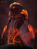 Демон гнева 3D