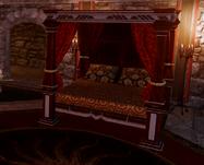 Кровать Вольной Марки II