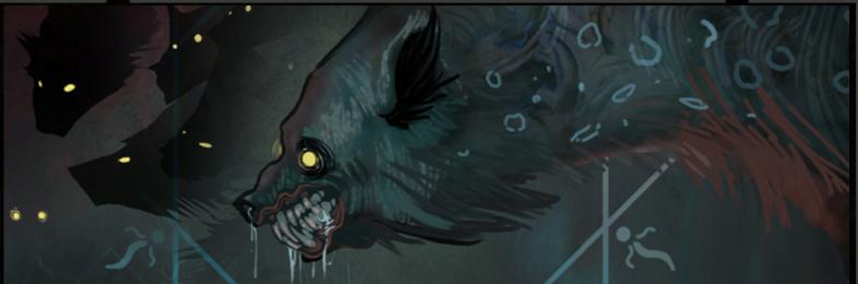 Неприятности с волками
