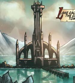 Circle Tower comic 2