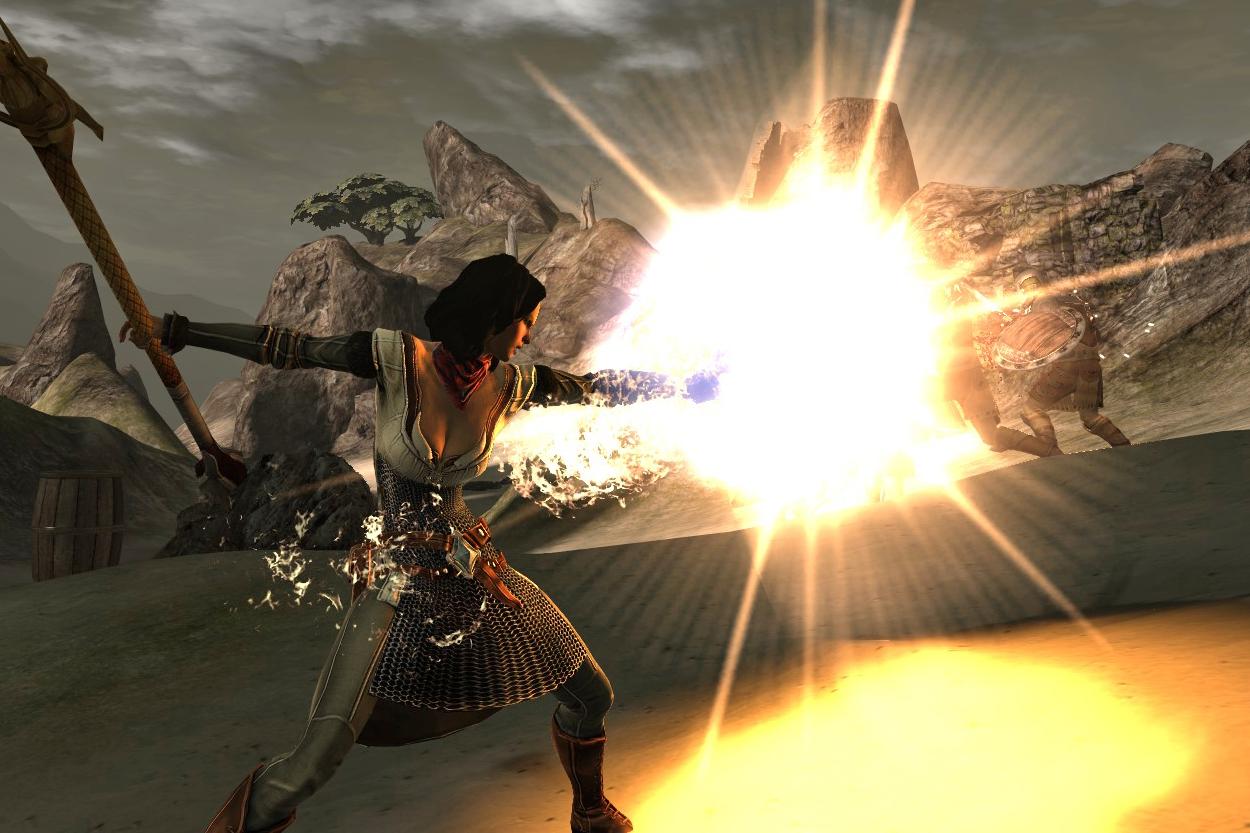 Fireball (Dragon Age II)