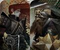 Dwarf Cards