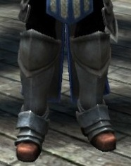 Boots of the Fortress