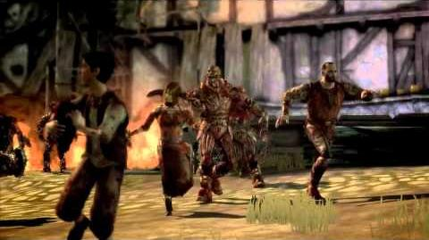 Intro Dragon Age Origins Español HD
