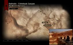 Satinalis - Echoback Canyon