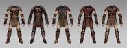 Armor Lineup