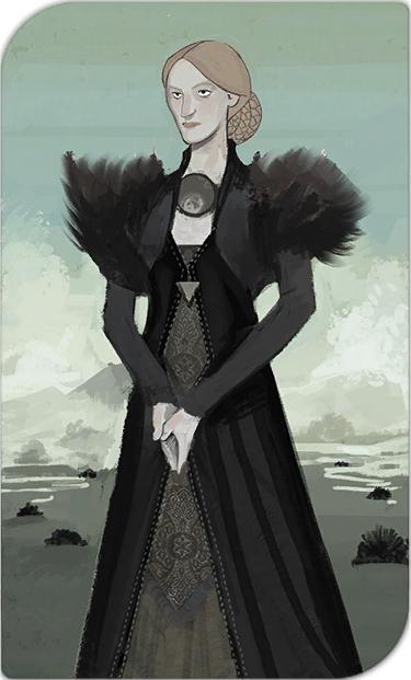 Codex entry: Queen Anora Mac Tir