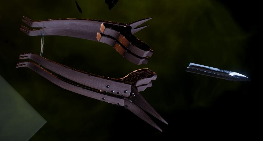 Bianca Arms II (Enhanced) Schematic