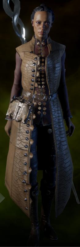 Enchanter Armor