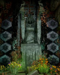 Shrine to Andraste and Ghilan'nain