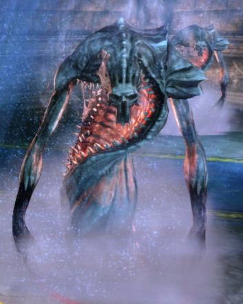 Ash wraith